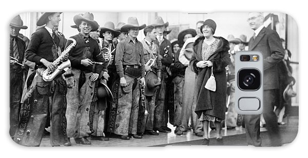 Cowboy Band, 1929 Galaxy Case