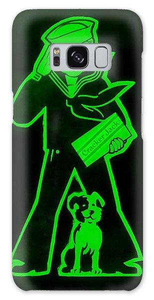 Crackerjack Green Galaxy Case