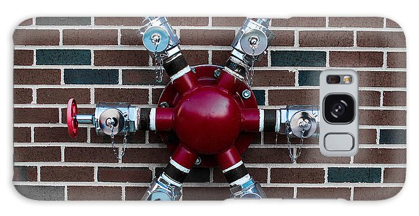 Crazy Water Pump Galaxy Case