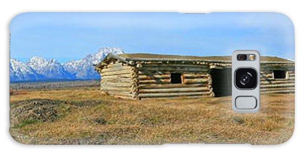 Cunningham Cabin Galaxy Case