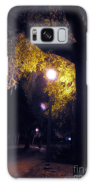 Davenport At Night Galaxy Case