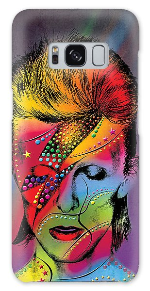 Los Angeles Galaxy Case - David Bowie by Mark Ashkenazi
