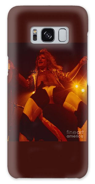 David Lee Roth - Van Halen At The Oakland Coliseum 12-2-1978 Rare Unreleased Galaxy Case