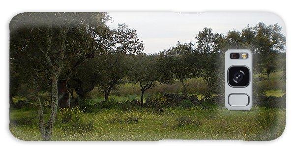 Dehesa In Extremadura Galaxy Case