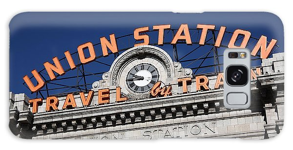 Denver - Union Station Galaxy Case