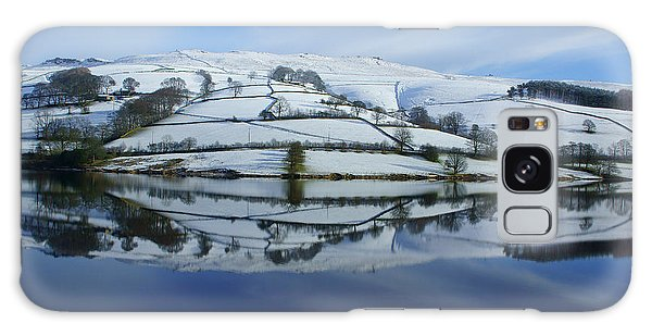 Derwent Valley Reflections Galaxy Case