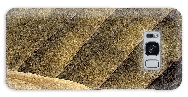Contour Galaxy Case - Desert Lines by Mike  Dawson