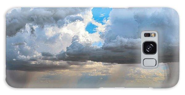 No-one Galaxy Case - Desert Rainclouds by Babak Tafreshi