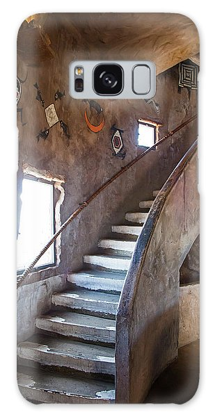 Desert View Tower Galaxy Case - Desert View Watchtower by Jim West