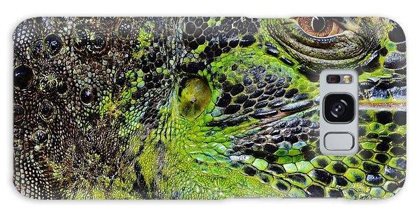 Details Iguana Galaxy Case