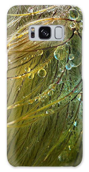 Dew Drops Galaxy Case
