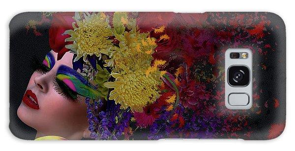 Feathers Galaxy Case - Digitalart by Natalia Simongulashvili