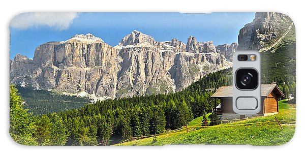Dolomiti - High Fassa Valley Galaxy Case