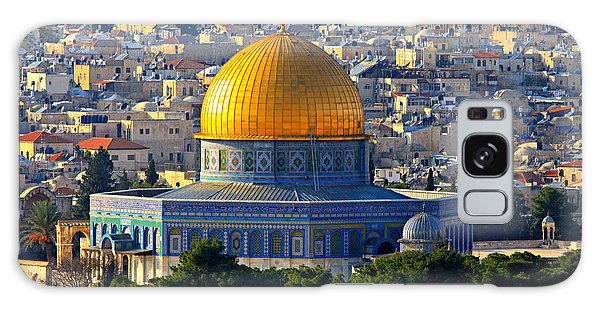 Dome Of The Rock Galaxy Case