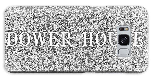 Brick House Galaxy Case - Dower House by Tom Gowanlock