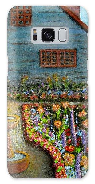 Dream Garden Galaxy Case