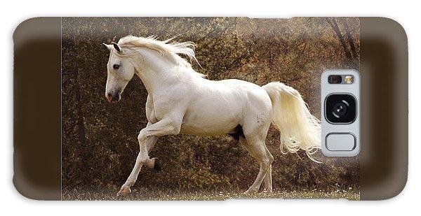 Dream Horse Galaxy Case by Melinda Hughes-Berland