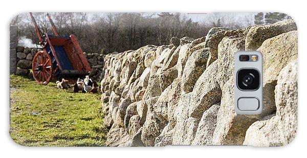 Dry Stone Wall Galaxy Case