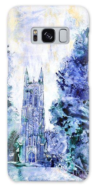 Wall Paper Galaxy Case - Duke Chapel by Ryan Fox