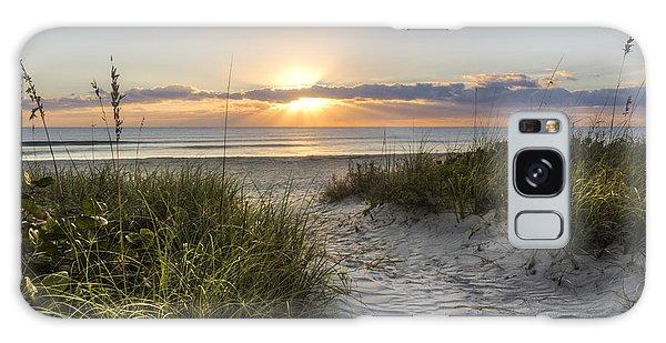 Boynton Galaxy S8 Case - Dune Trail by Debra and Dave Vanderlaan