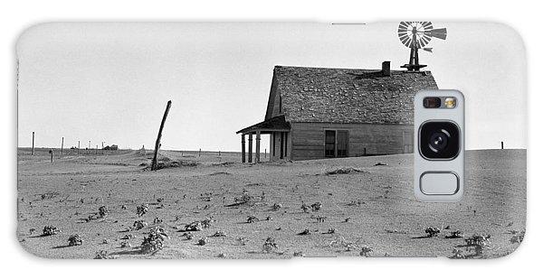Texas Galaxy Case - Dust Bowl, 1938 by Granger