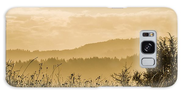 Early Morning Vitosha Mountain View Bulgaria Galaxy Case