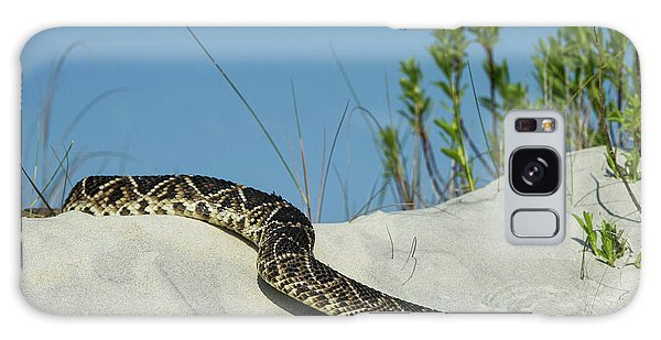 Eastern Diamondback Rattlesnake Galaxy S8 Case