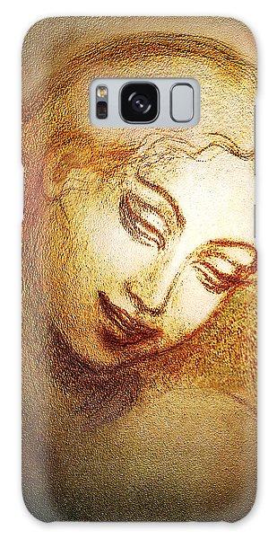 Ecstasy Galaxy Case by Ananda Vdovic