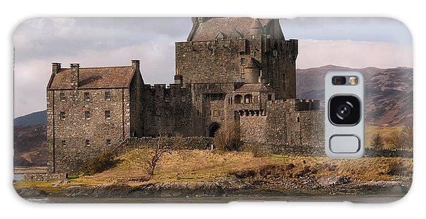 Eilean Donan Castle Scotland Galaxy Case by Jacqi Elmslie