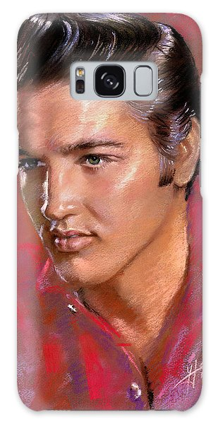 Elvis Presley Galaxy Case by Viola El