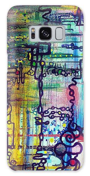 Emergent Order Galaxy Case by Regina Valluzzi