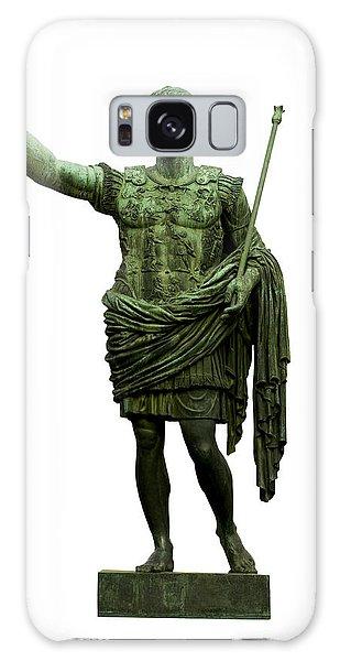 Emperor Caesar Augustus Galaxy Case