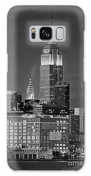 Empire And Chrysler Buildings Galaxy Case
