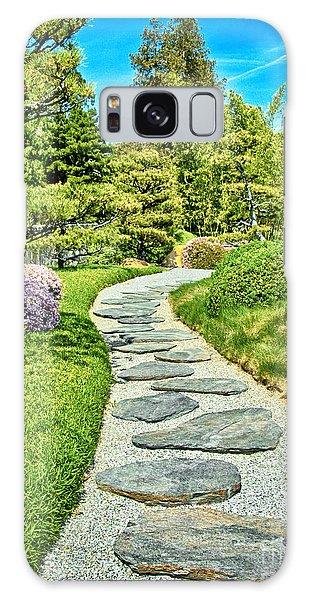 Enchanted Garden 2 Galaxy Case