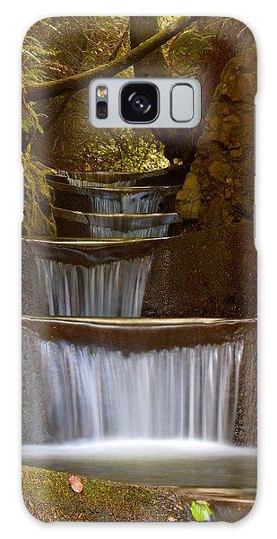 Endless Waterfall Galaxy Case