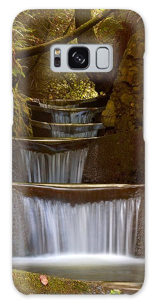Endless Waterfall Galaxy Case