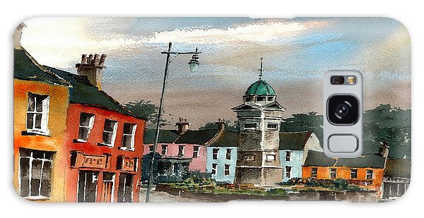 Enniskerry Village Wicklow Galaxy Case