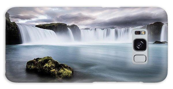 River Galaxy Case - Eternal Flow by Andreas Wonisch