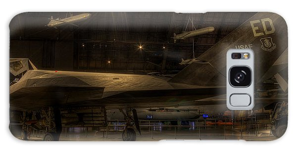 F-117 Stealth Fighter Galaxy Case