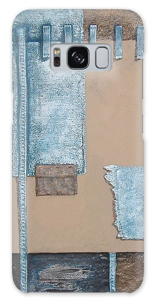 Fading Dreams Galaxy Case by Steve  Hester