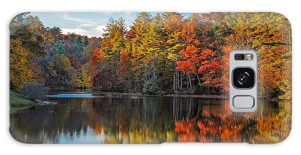 Fall Reflection Galaxy Case