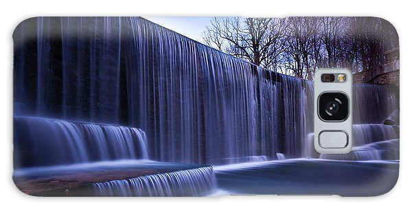 Falling Water Galaxy Case by Mihai Andritoiu