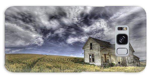 County Fair Galaxy Case - Farmhouse by Latah Trail Foundation