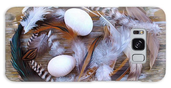 1. Feather Wrath Example Galaxy Case