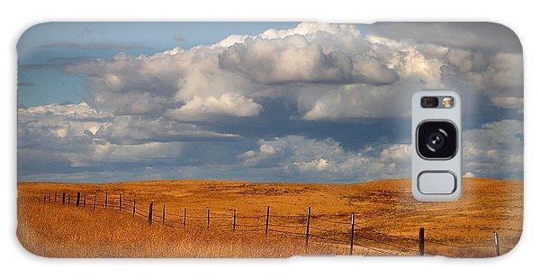 Fence Line Galaxy Case