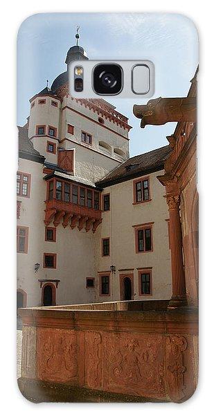 Festung Marienberg Galaxy Case
