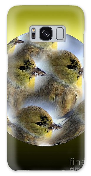 Finches Galaxy Case