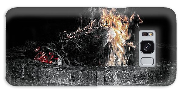 Fire Pit Galaxy Case