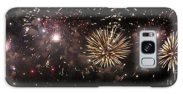 Fireworks 14 Galaxy Case by France Laliberte