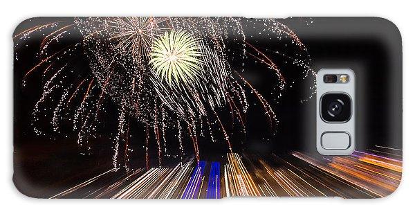 Galaxy Case featuring the photograph Fireworks Loano 2013 3405 - Ph Enrico Pelos by Enrico Pelos